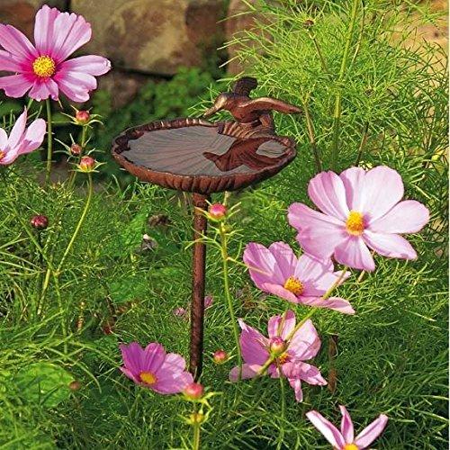 Gärtner Pötschke Vogeltränke auf Stab