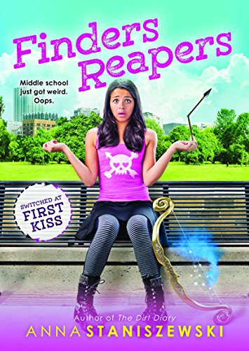 Finders Reapers (Switched at First Kiss)