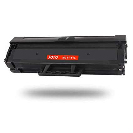 JOTO MLT-D111S (1 Negro,1000 Páginas) Cartucho de Tóner Compatible ...