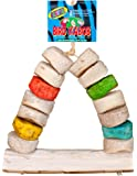 Wesco Bird Kabob Carnival Swing Bird Toy