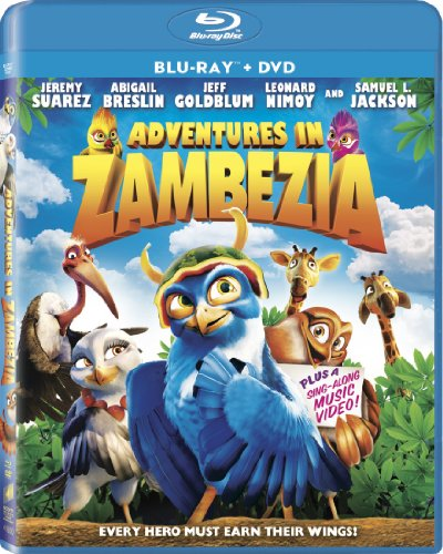 Adventures in Zambezia (Two Disc Combo: Blu-ray / DVD)