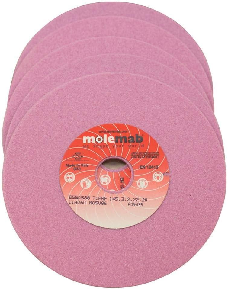 Molemab 700-106 Grinding Wheel Pink