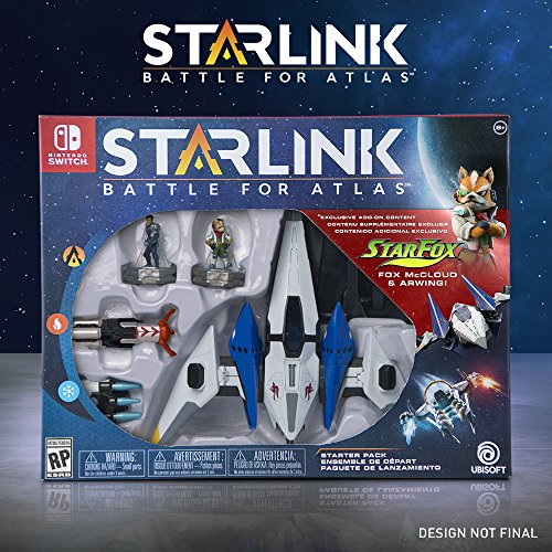 Video Games : Starlink Battle for Atlas - Nintendo Switch Starter Edition