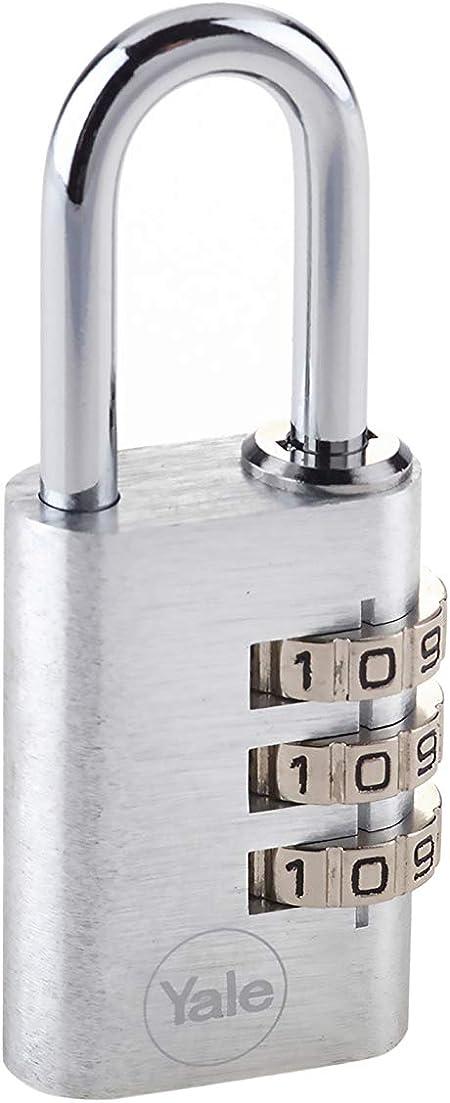 Yale Y150//30//125//1 Y150 30mm laiton combinaison cadenas