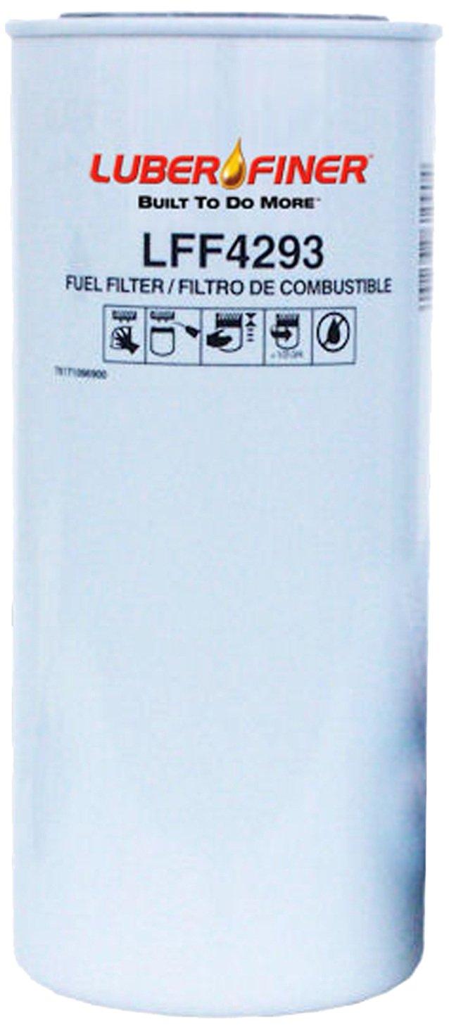 Luber-finer LFF4293-12PK Heavy Duty Fuel Filter, 12 Pack by Luber-finer