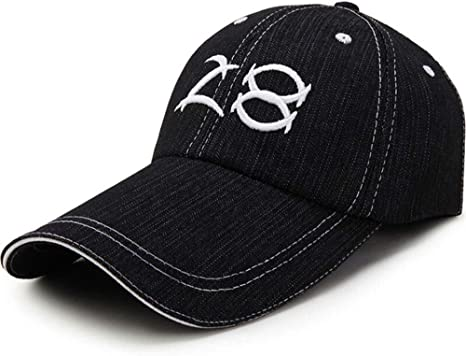 WNSS9 Nuevo 28 Disparo gorra de béisbol Deportes broche ajustable ...
