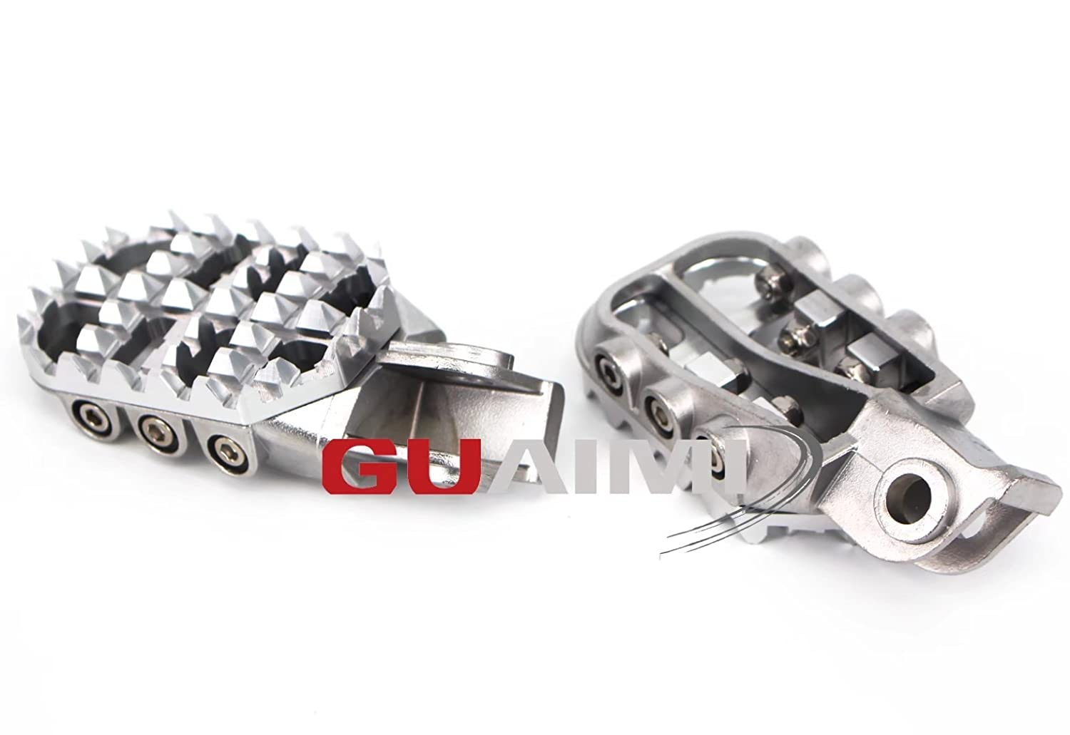 Motorcycle Scaling Foot Pegs Rests Pedals For KTM EXC EXC-F XC SX SX-F 50 125 250 350 450 525 530 660 950 990