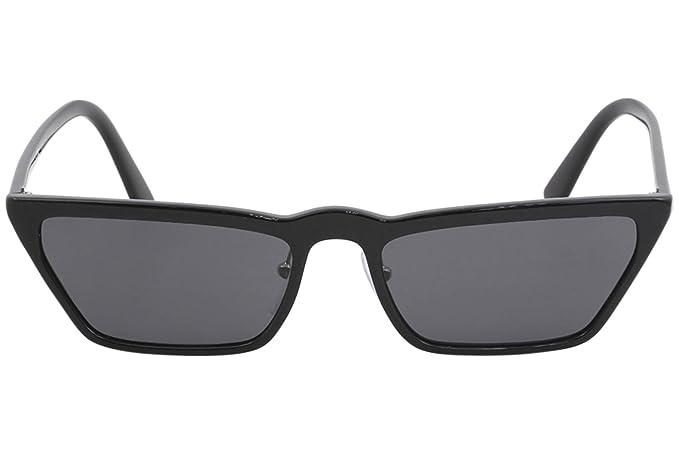 Amazon.com: Prada pr19us anteojos de sol 1 ab5s0 – 58 ...