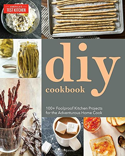 DIY Cookbook: Can It, Cure It, Churn It, Brew It (Best Way To Preserve Seeds)