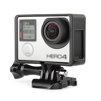 Amazon.com: SOONSUN - Carcasa para cámara GoPro Hero 3 3+ 4 ...