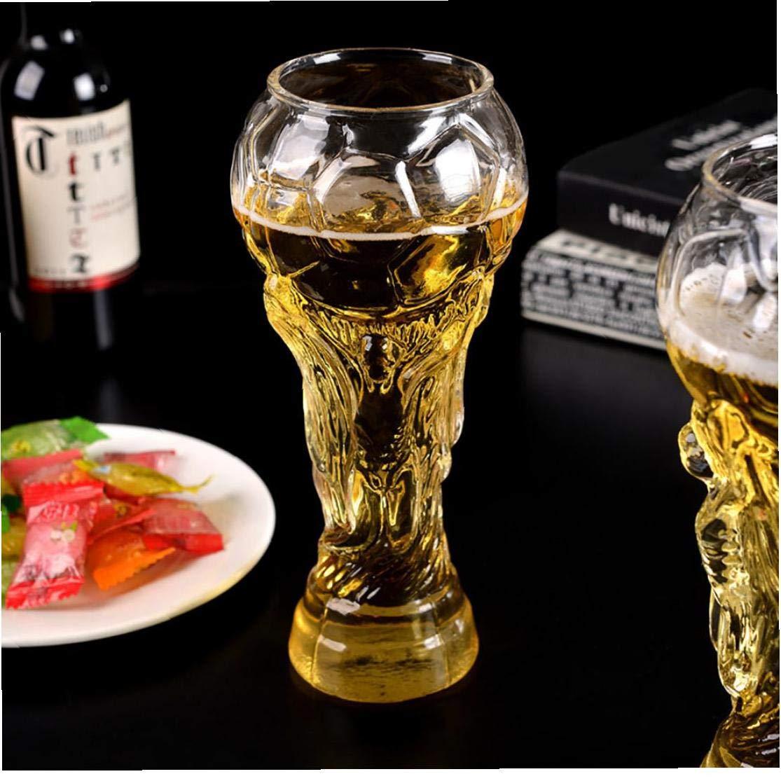 15.4OZ XKJFZ Cup Of Beer Mug Glass Mug 1PC Boots Unique Design Creative Design World Beer Decoration World Glass