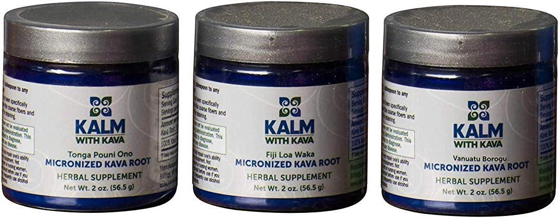Quick Kava Sample Pack – Micronized Instant Kava