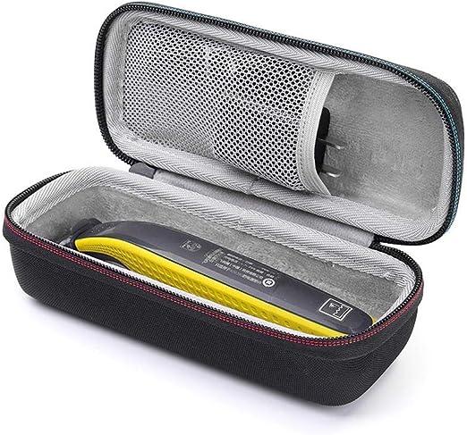 Holywonder - Bolsa de afeitadora para Guardar Ropa, Bolsa de Viaje y Funda Protectora para Philips One Blade: Amazon.es: Hogar
