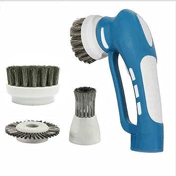 Cordless Power Scrubber, Handheld Cordless Scrubber Reinigung ...