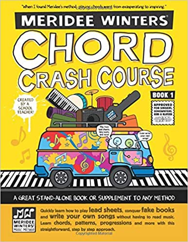 Meridee Winters Chord Crash Course: Approved for Singers ...