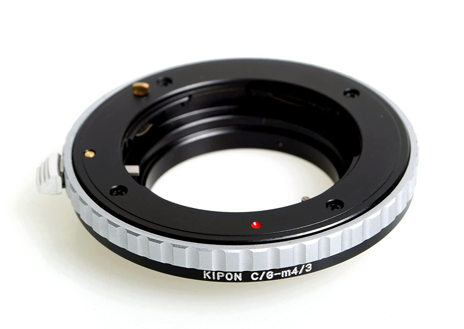 Pro Optic Contax G Lens to Micro 4 3 Body Adapter