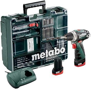 METABO POWERMAXX BS BASIC SET MOBILE WER