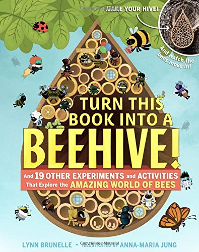 Turn This Book Into a Beehive!: And 19 Other Experiments