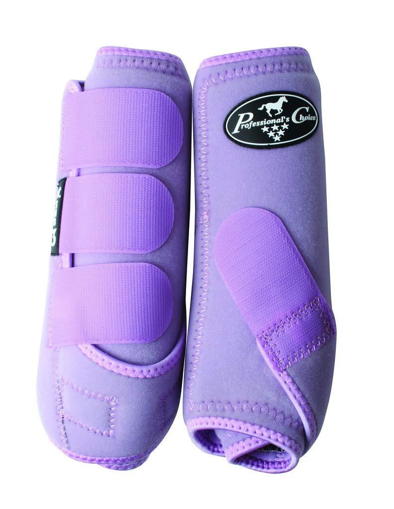 Professional's Choice SMB3 2-PK Boots Sml Lilac