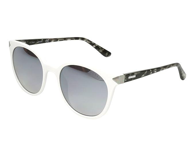 Guess - Gafas de sol - para mujer Weiãÿ - Marmor Stil Grau ...