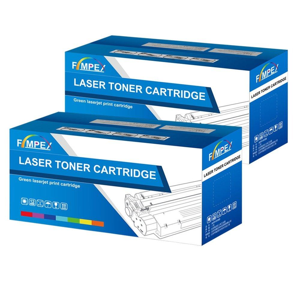 Fimpex Compatible Toner Cartucho Reemplazo por Brother DCP-L2510D ...