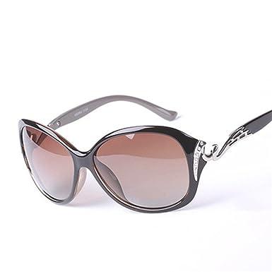 Amazon.com: COOCOl 2018 Fashion Sunglasses Women Luxury Sun Glasses Gafas Polarizadas Feminino M088 Leopard: Clothing
