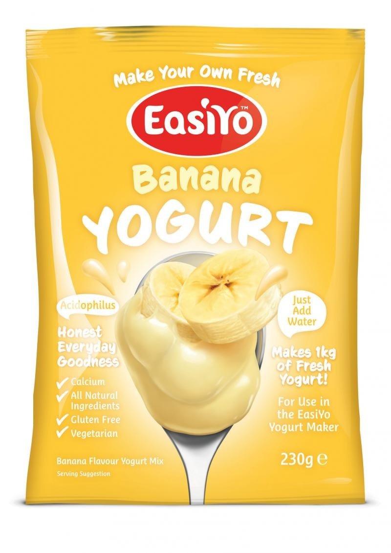 Easiyo Sweet Banana Yoghurt Mix 230g