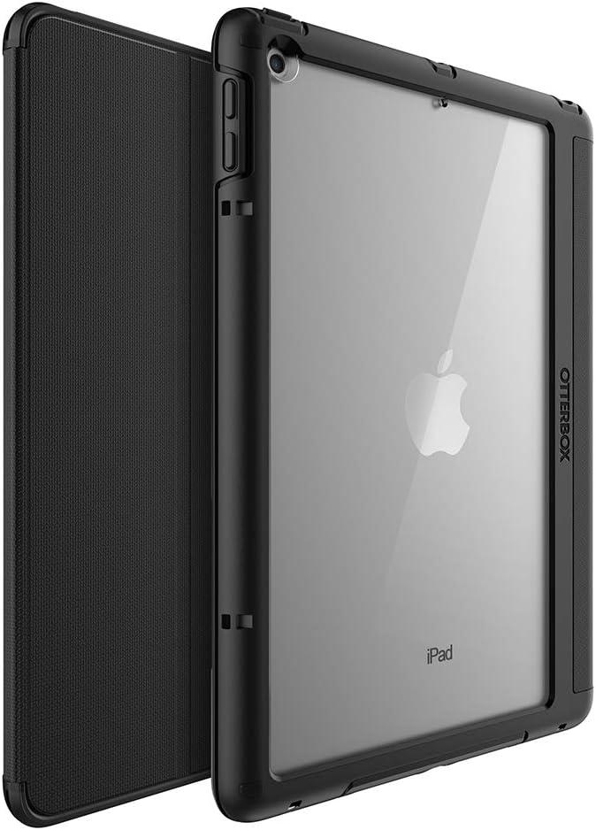 OtterBox Symmetry Folio Series Case for iPad (5th Gen) / iPad (6th Gen) - Bulk Multi-Pack (10 Units) - Starry Night (Clear/Black/Black PU/Dark Grey)