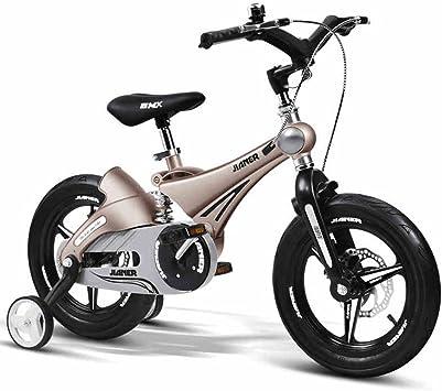Bicicleta de los niños, 14/16 pulgadas Cochecito de bebé 3-6 años ...
