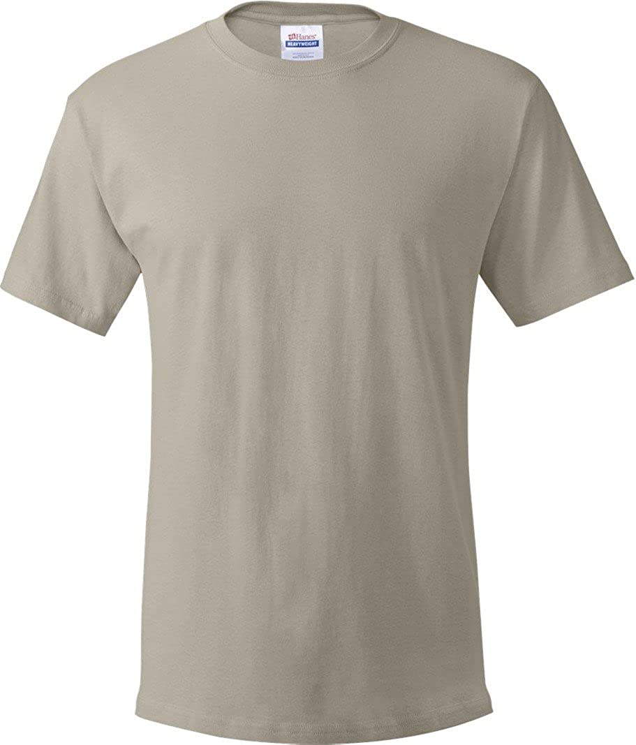 Hanes Mens TAGLESS And ComfortSoft And Crewneck T-Shirt 5280 10
