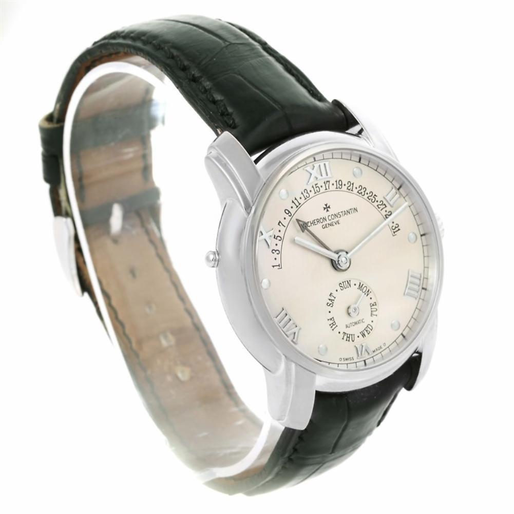 Vacheron Constantin Patrimonio automatic-self-wind Mens Reloj 47245 (Certificado) de segunda mano: Vacheron Constantin: Amazon.es: Relojes