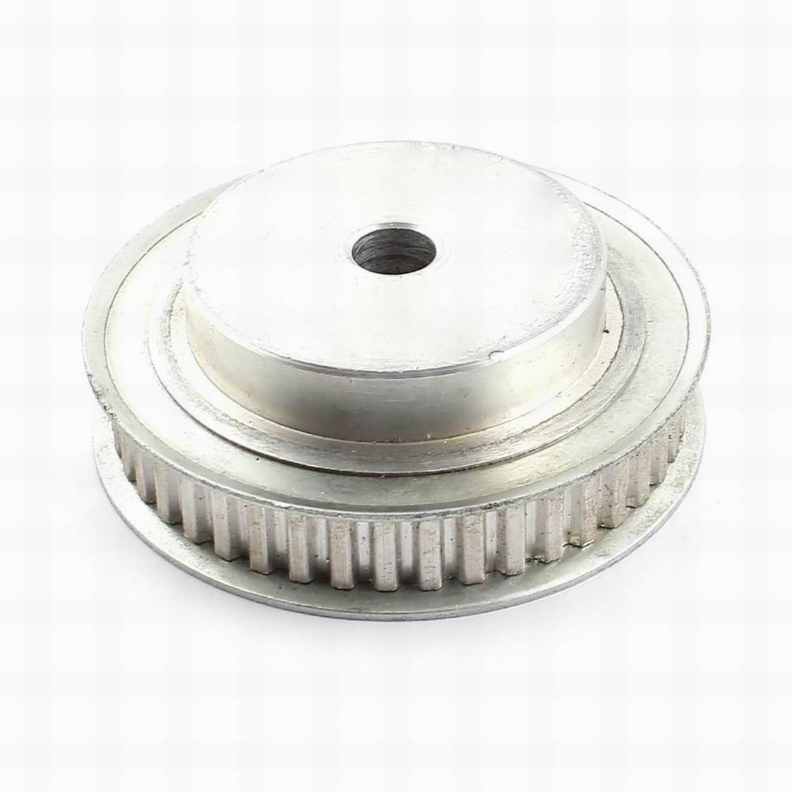 Ucland 10mm Pilot Bore 44 Teeth XL Silver Tone Aluminum Alloy Timing Pulley