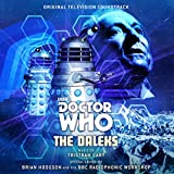 Doctor Who-the Daleks