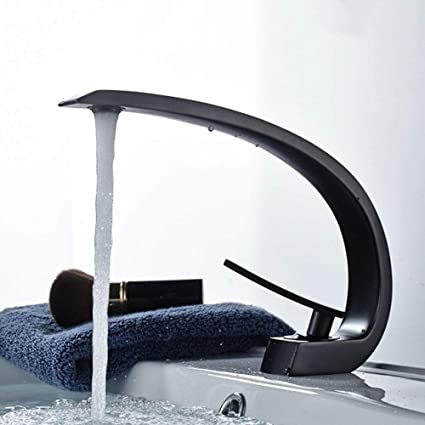 Fabulous Kitchen Bathroom Faucet C Type Big Curved Faucet Bathroom Download Free Architecture Designs Lukepmadebymaigaardcom