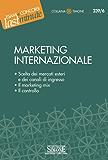Elementi di Marketing Internazionale: Scelta dei mercati esteri e dei canali di ingresso - Il marketing mix - Il controllo (Il timone)