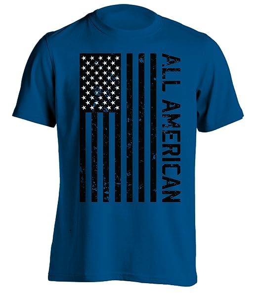 fa0b0324eec7a Bang Bang Apparel Men's 'All American' T-Shirt