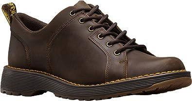 Dr. Martens Men's Peyton Dark Brown Republic Boot