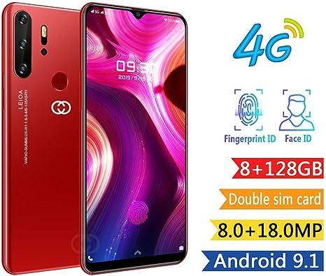 4G Smartphone Dual SIM de 6.5