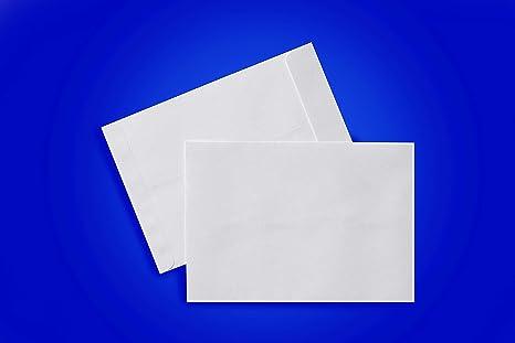 AccuPrints Envelopes 25PcsA4 Size Document Pouch Envelope
