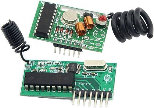 emylo transreceiver RF inalámbrico enlace Kit para Arduino ...