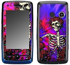 MusicSkins, MS-GRFL70088, Grateful Dead - Woodcut, LG Rumor Touch (LN510/VM510), Skin