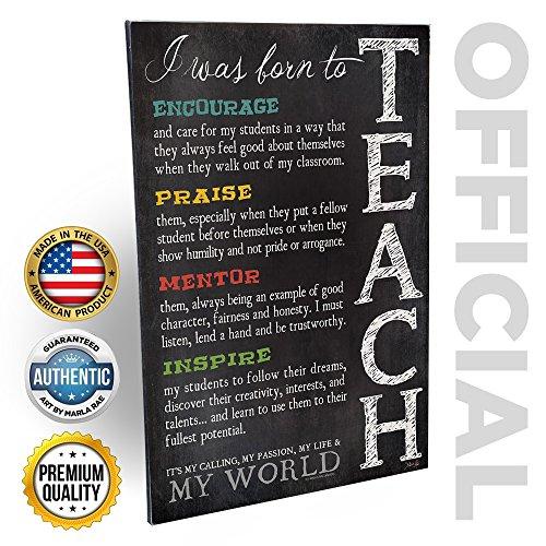 Teacher Wood - 9