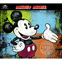 2013 Mickey Mouse Wall Calender