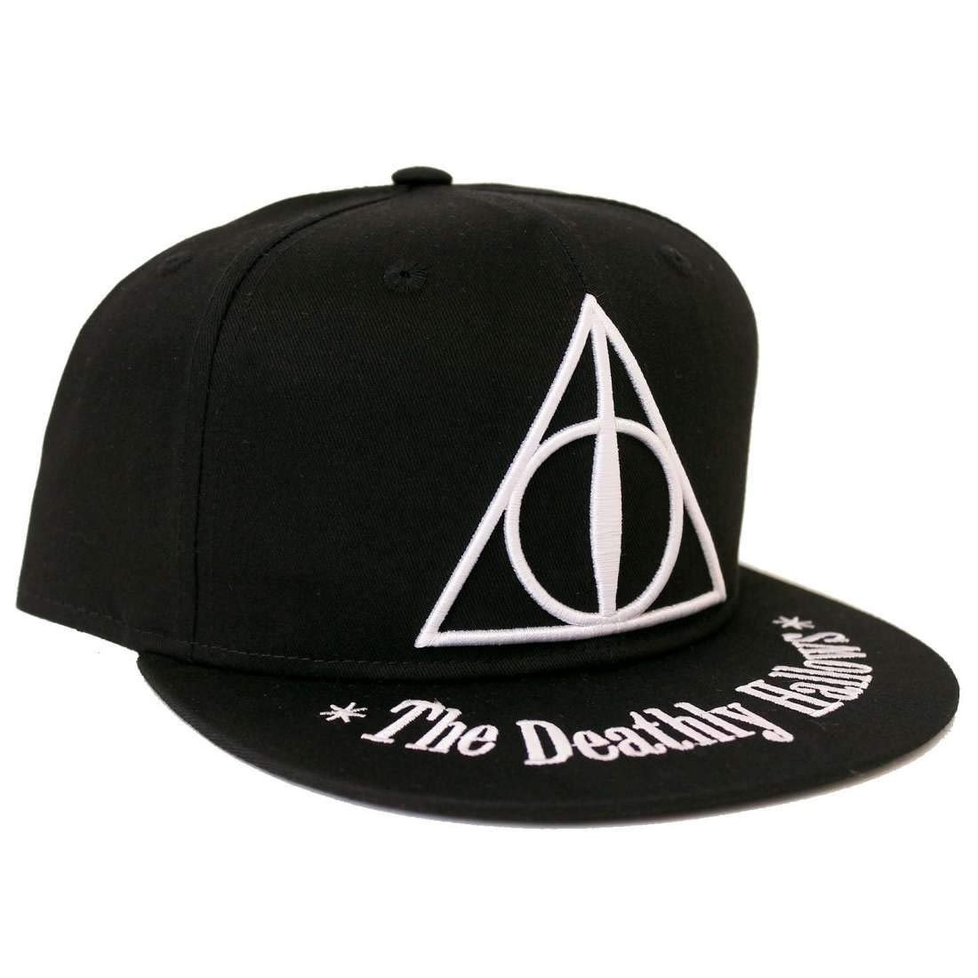 Harry Potter Baseball Cap Deathly Hallows CODI Berretti Cappelli Elbenwald 2280