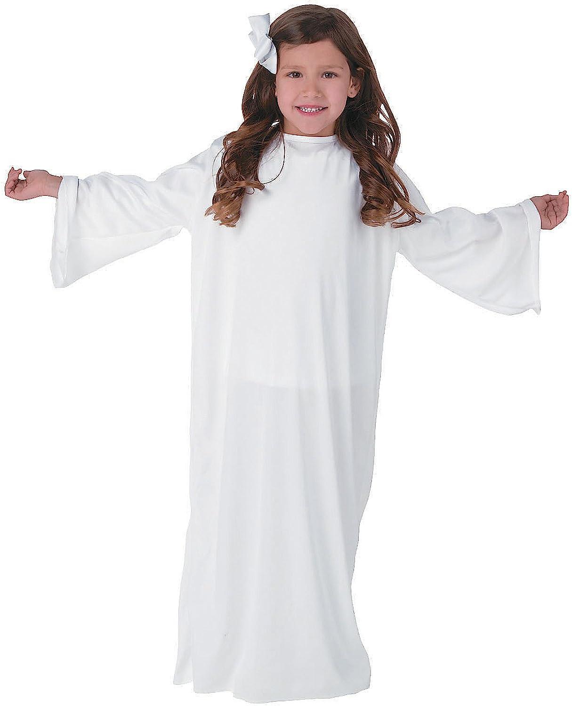 Nativity Angel Boys or Girls Costume 5-7 years