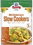 McCormick Slow Cookers Mild Chicken Curry Recipe Base, 40 g
