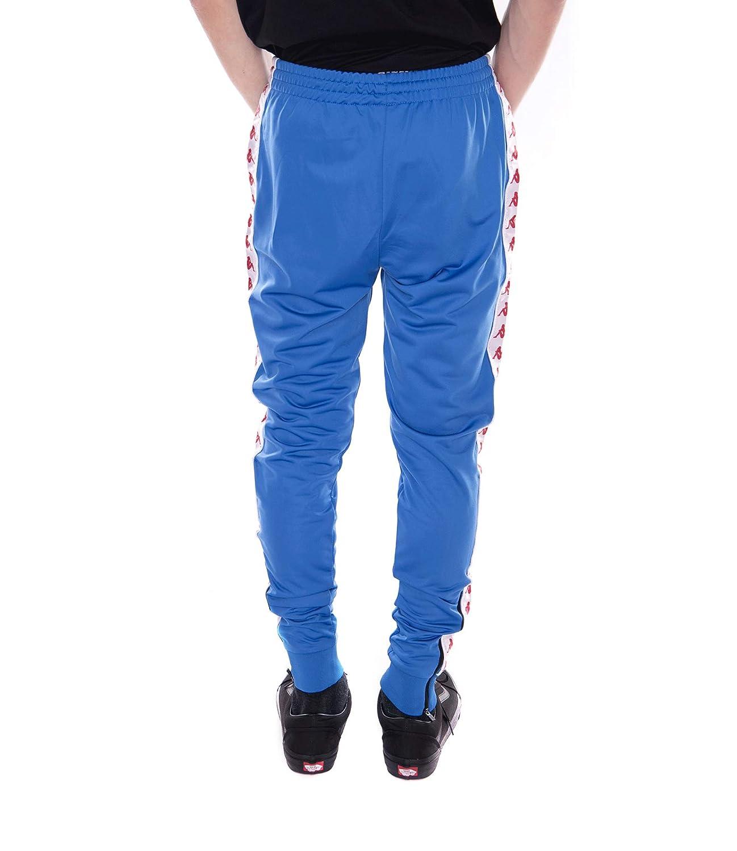 Kappa Pantalons 222 Banda Rastoria BleuBlancRouge