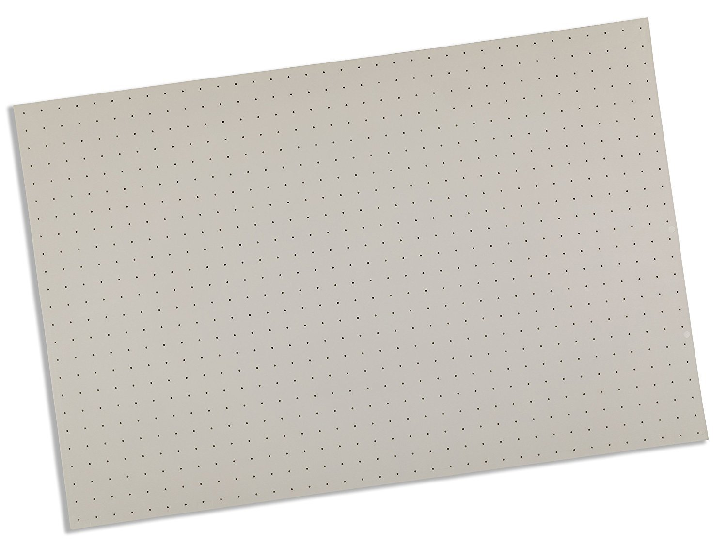 Rolyan Splinting Material Sheet, Ezeform, White, 1/8'' x 24'' x 36'', 1% Perforated, Single Sheet by Cedarburg