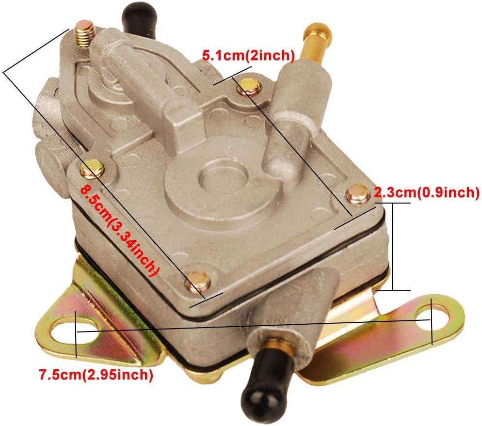 0454953 0454395 Replace Part NO Fuel Pump Fits Polaris Youth RZR 170 RZR170 4 Wheelers ATV 2009-2014