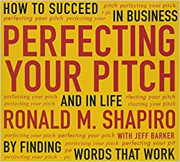 Finding Your Pitch